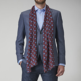 SCARF GREGORY