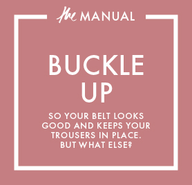 buckle up